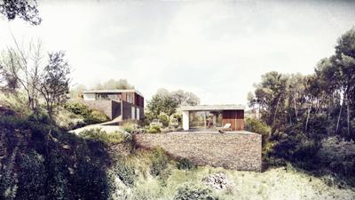 Maisons, St Cyr
