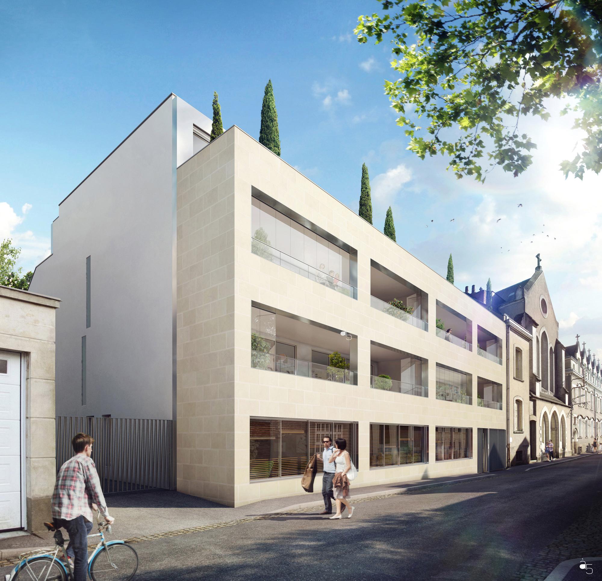 Le 10 Passage Louis Lévesque - Ville de Nantes 1