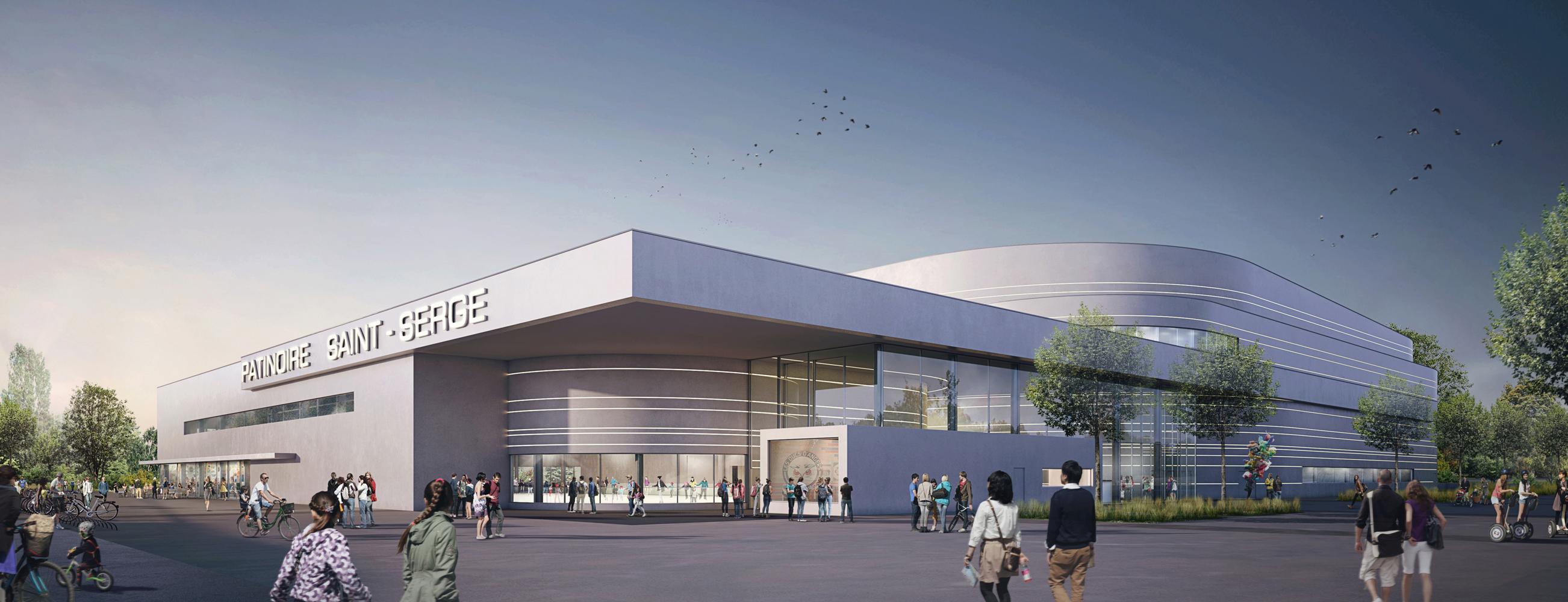 Atelier ARCOS Achitecture & DCL architectes