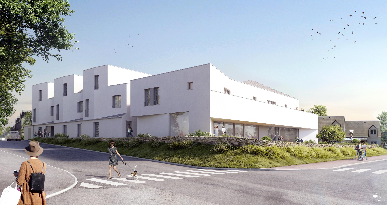 QUEVEN_EREARCHITECTURE_logements_Bretagne Sud Habitat-3dvisualization-cgi-archiviz-cgarchitect-architecture-renderviz-image de synthèse-architecture